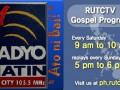 August 11, 2018 for Radio Natin Bais City 105.5MHz